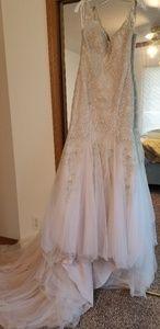 Stella York Wedding Gown - Size 10